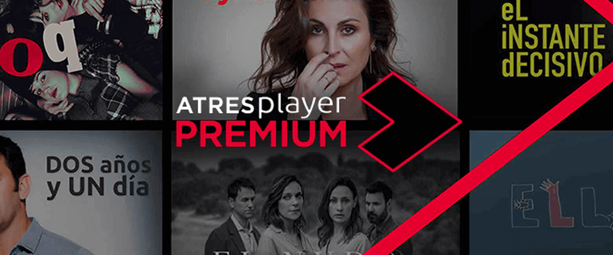 atres player premium ver series españolas online
