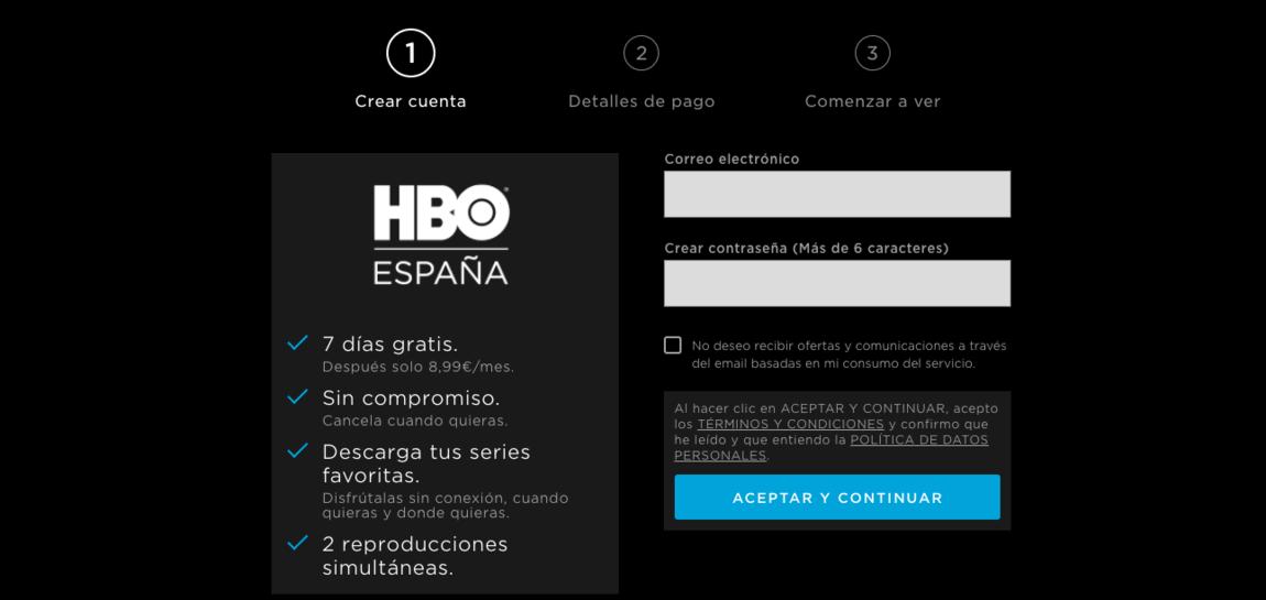 contratar hbo espana tarifas